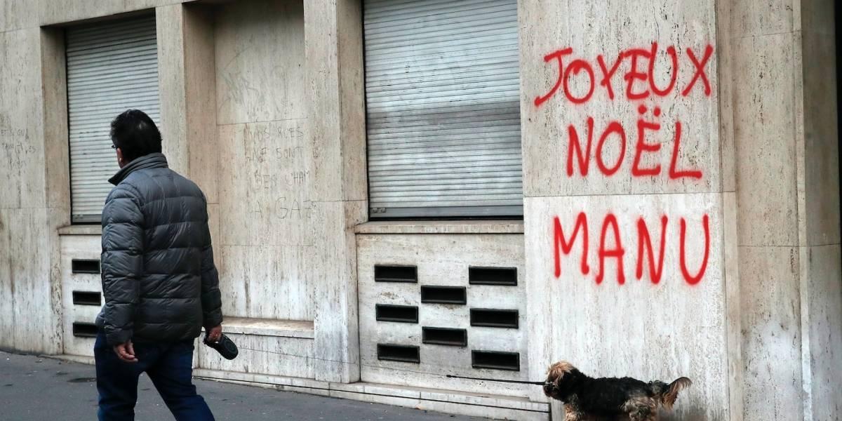 Francia pospone partidos a pedido de autoridades