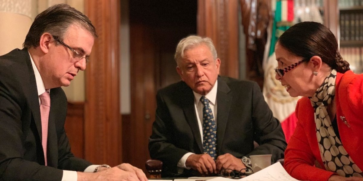 AMLO y Trump hablaron por teléfono sobre plan migratorio