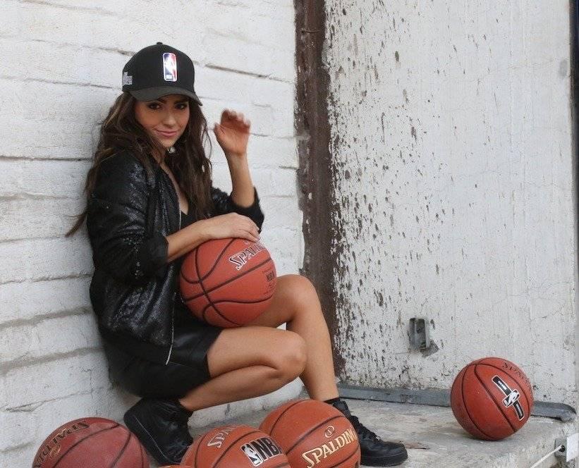Iliana confesó que su equipo favorito son los Spurs de San Antonio. / Axel Amézquita / Publimetro