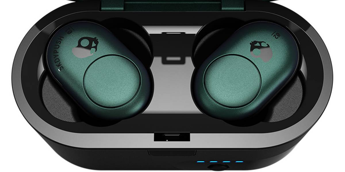 The Skullcandy Test is your first 100% wireless headphones