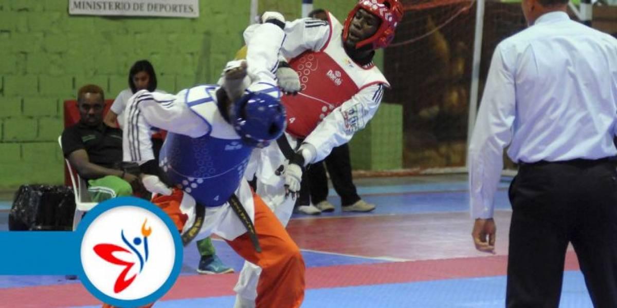 Juegos Nacionales: Quinta Zona y Norte arrasan Taekwondo