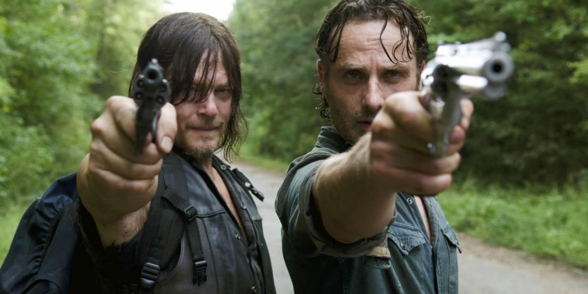 """""""The Walking Dead"""" podría irse de Georgia por ley antiaborto"""