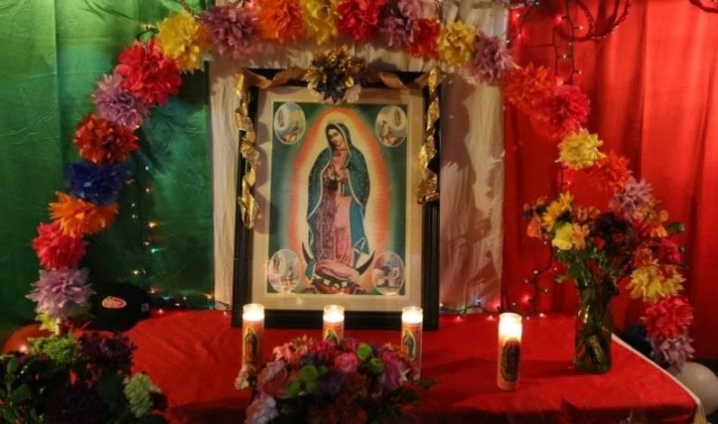 Cómo Adornar Un Altar Este 12 De Diciembre Para Honrar A La
