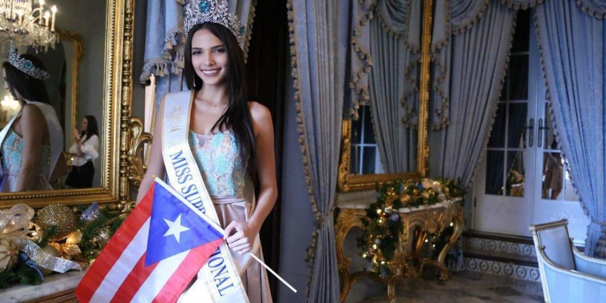 En suelo boricua Miss Supranational 2018