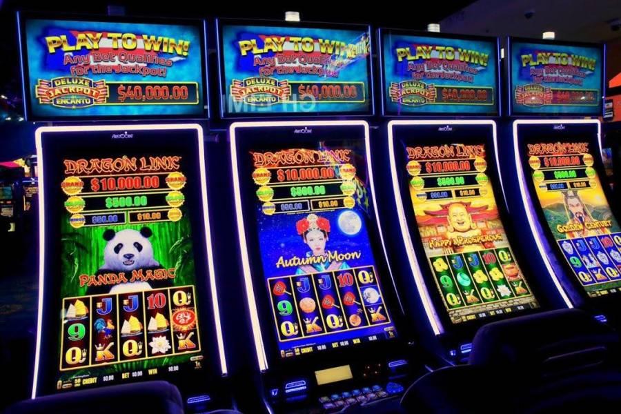 Como Ganar En El Casino Maquinas Electronicas