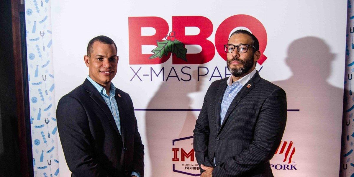 #TeVimosEn: Imex ofrece BBQ party para celebrar la navidad
