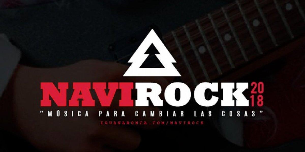 Quito: Este fin de semana se realizará 'Navirock, música para cambiar las cosas'