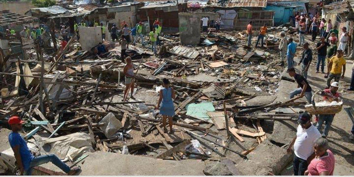 Frente Cívico y Social deplora desalojo llevado a cabo en Los Guandules y La Ciénaga