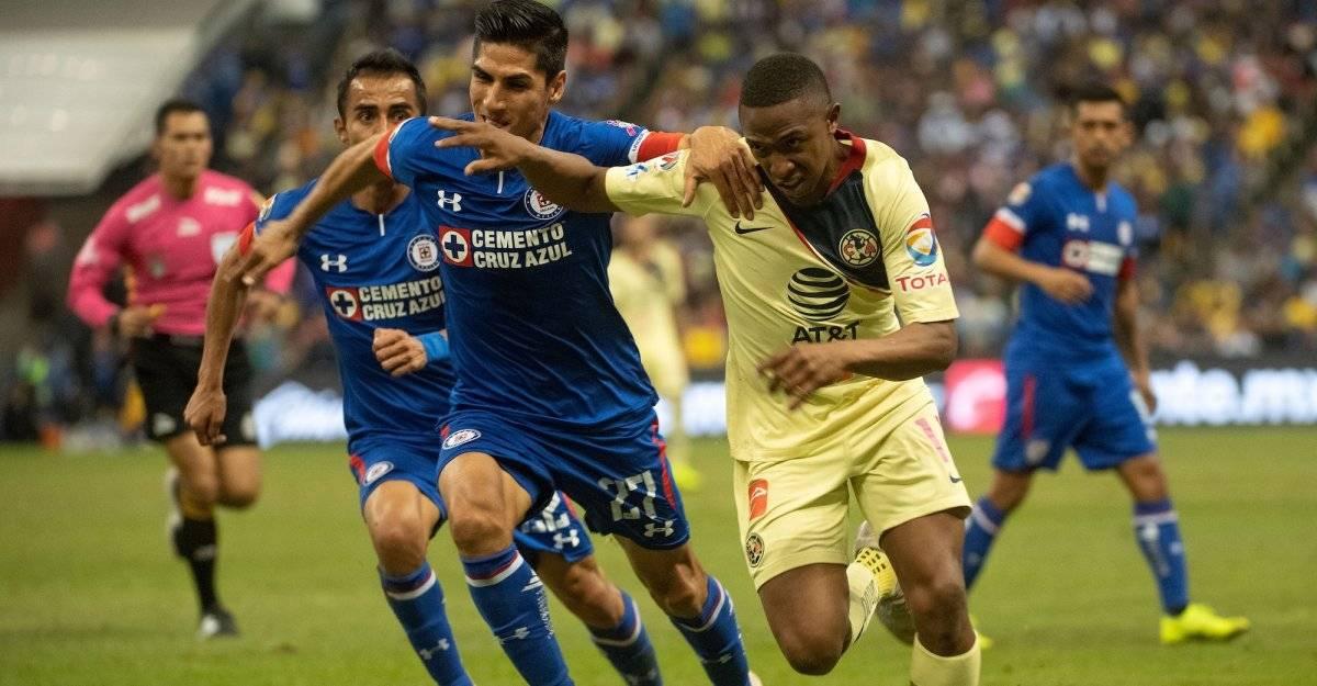 América y Cruz Azul protagonizarán un duelo espectacular |MEXSPORT