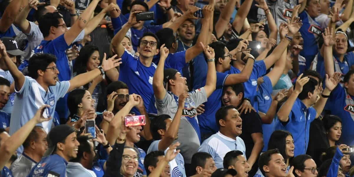 Liga vs Emelec: Marcelo Valencia dice que ya no hay entradas para el partido