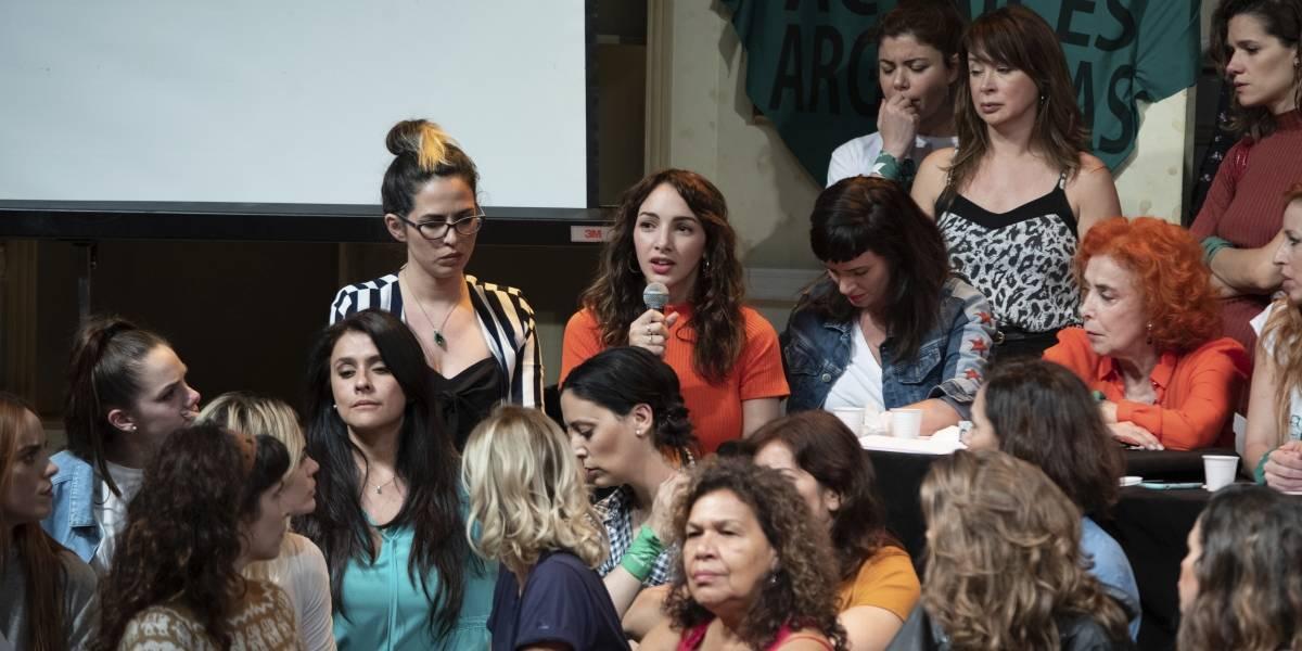 """Me too argentino: denuncia de violación de ex actriz de """"Patito feo"""" destapa olla de abusos en el medio artístico"""