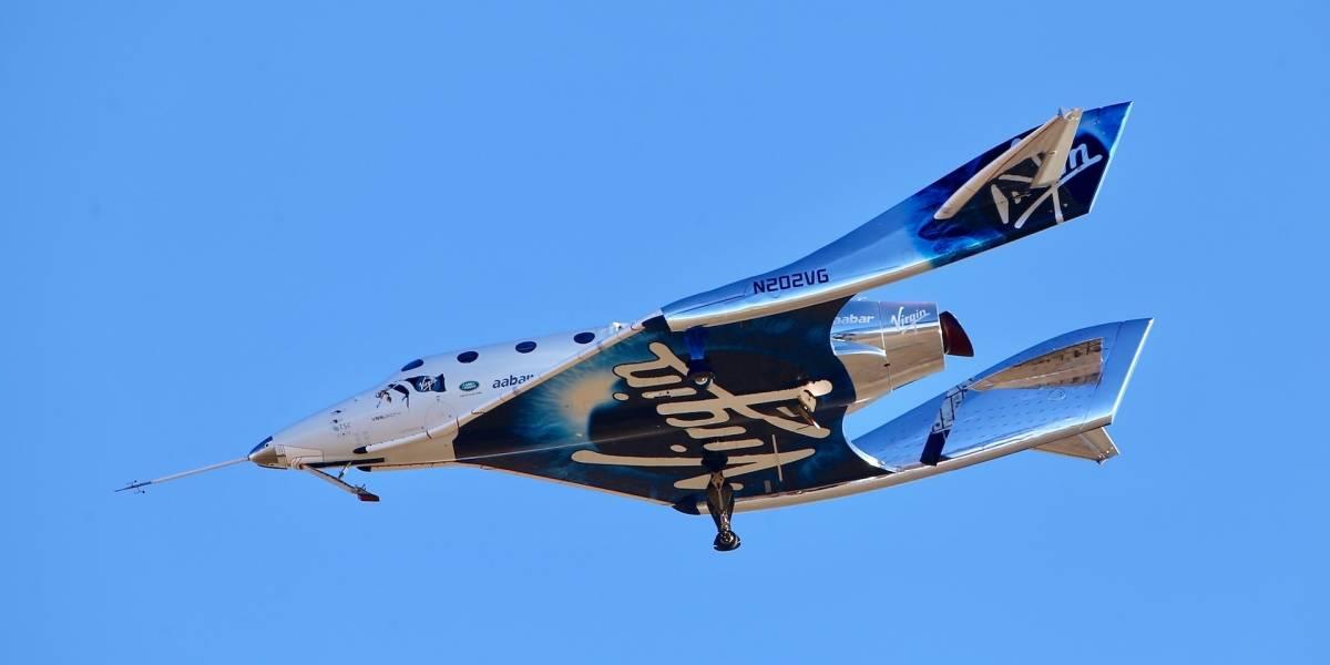 Virgin Galactic logra su despegue y se acerca al turismo espacial