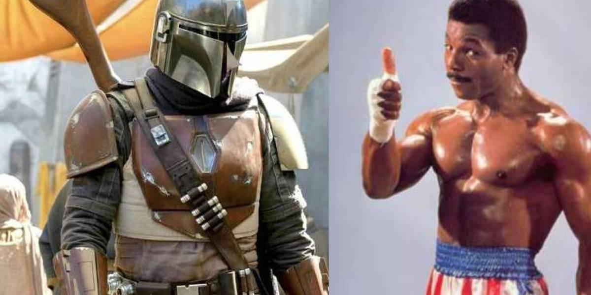 """Apollo Creed y Werner Herzog se suman a la nueva serie de Star Wars: """"The Mandalorian"""""""