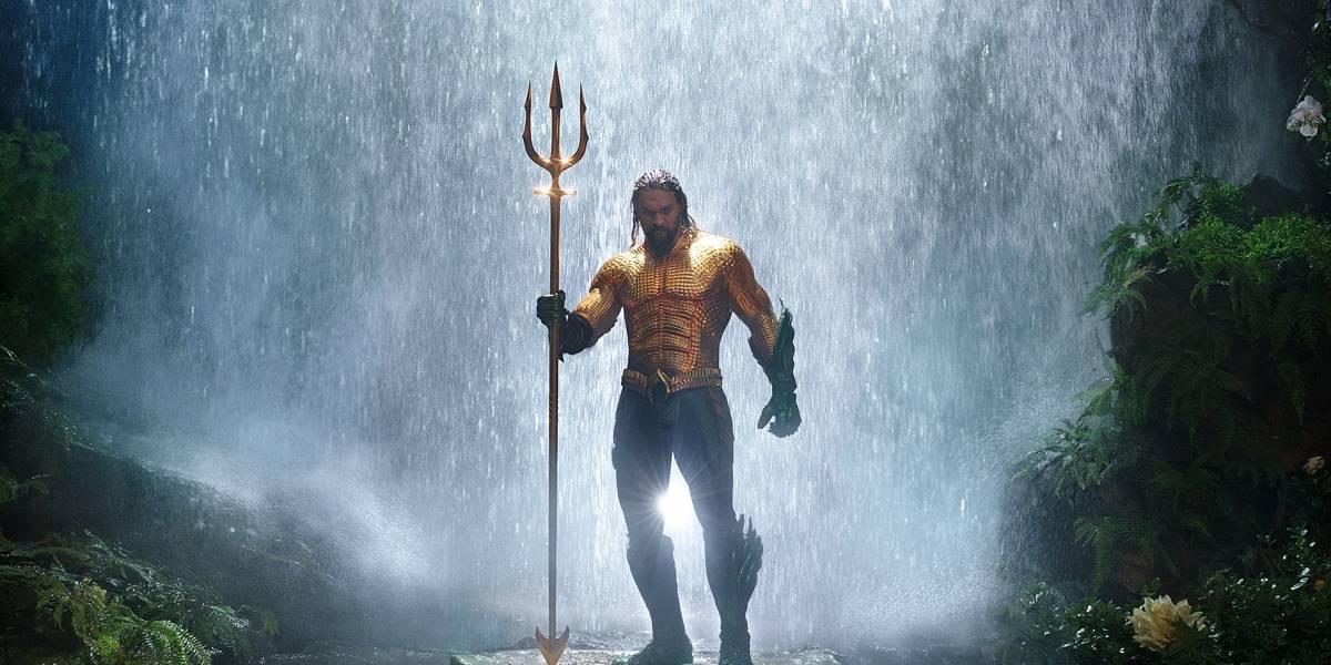 Estreias no cinema: Aquaman, o rei dos mares, e mais lançamentos desta semana