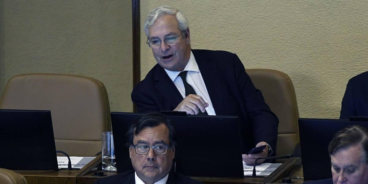 """Diputado Urrutia mina la paz en el Congreso: """"la comisión de Ética vale callampa"""""""