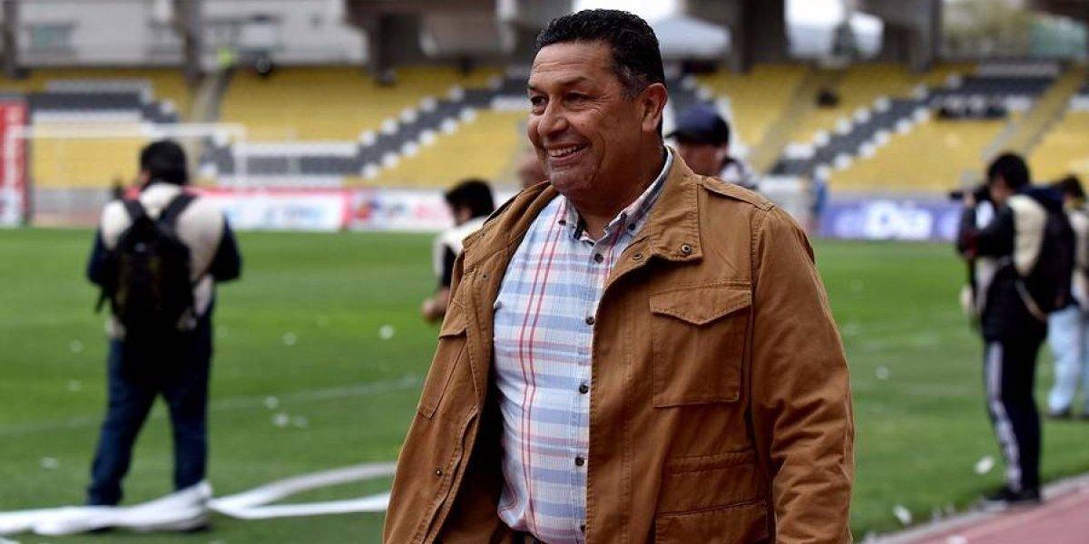 Jorge Aravena no se mueve de Deportes Valdivia para buscar el ascenso en 2019