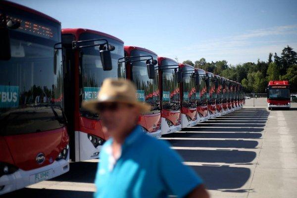 Transantiago: recorridos, zonas y frecuencias que tendrán los buses eléctricos