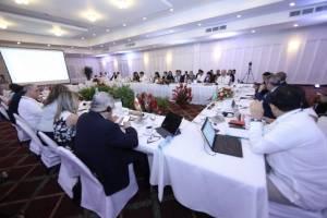 Reunión de consejo de ministros del SICA