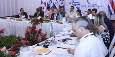 Cumbre del SICA en Belice