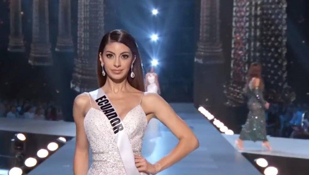 Camarera de restaurante tailandés reconoce a Virginia Limongi, Miss Ecuador Captura de pantalla