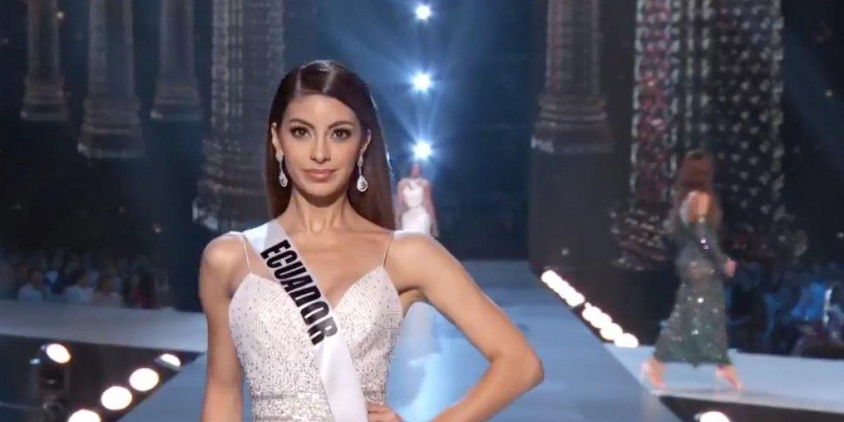 Así le fue a Miss Ecuador, Virginia Limongi, en la competencia preliminar del Miss Universo 2018