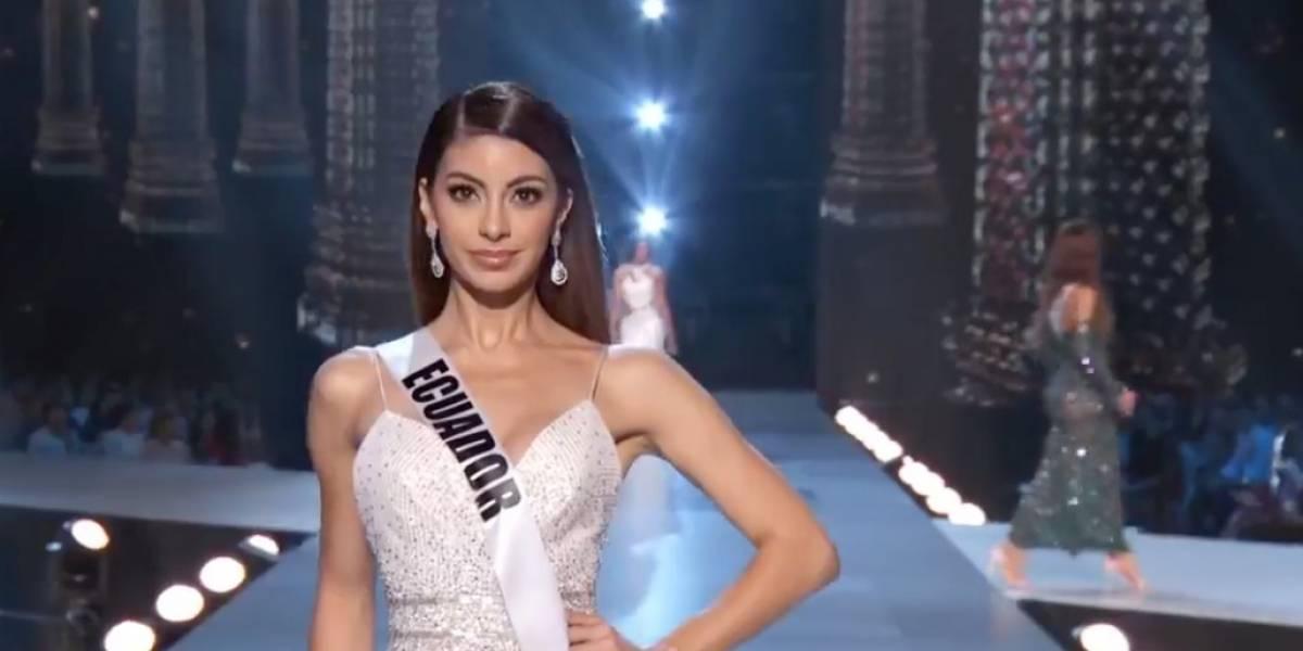 Así le fue a Miss Ecuador 7fab709129be