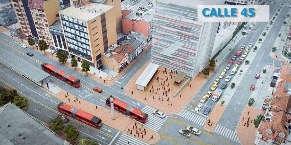 ¿TransMilenio por la Séptima quedó metido entre el Plan de Desarrollo de Bogotá?