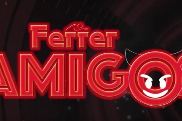 """Ferrer presenta su nuevo éxito """"amigos"""""""