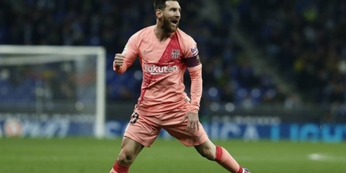 VIDEO: Messi se transformó en Super Saiyan