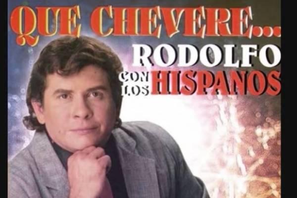 Rodolfo con Los Hispanos