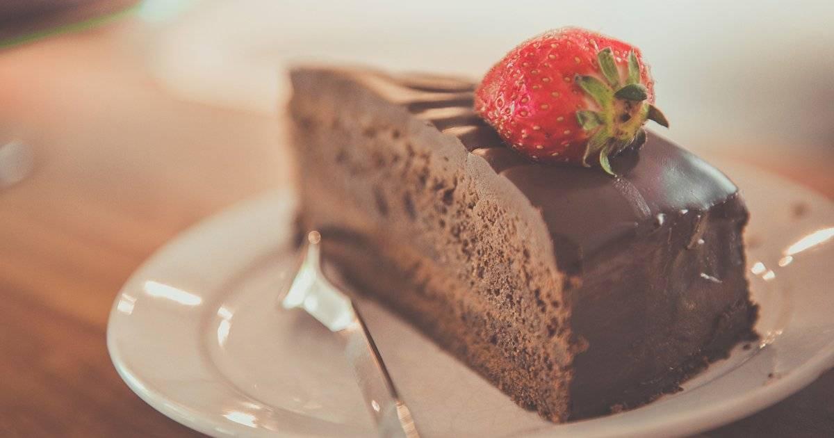 chocolate doce