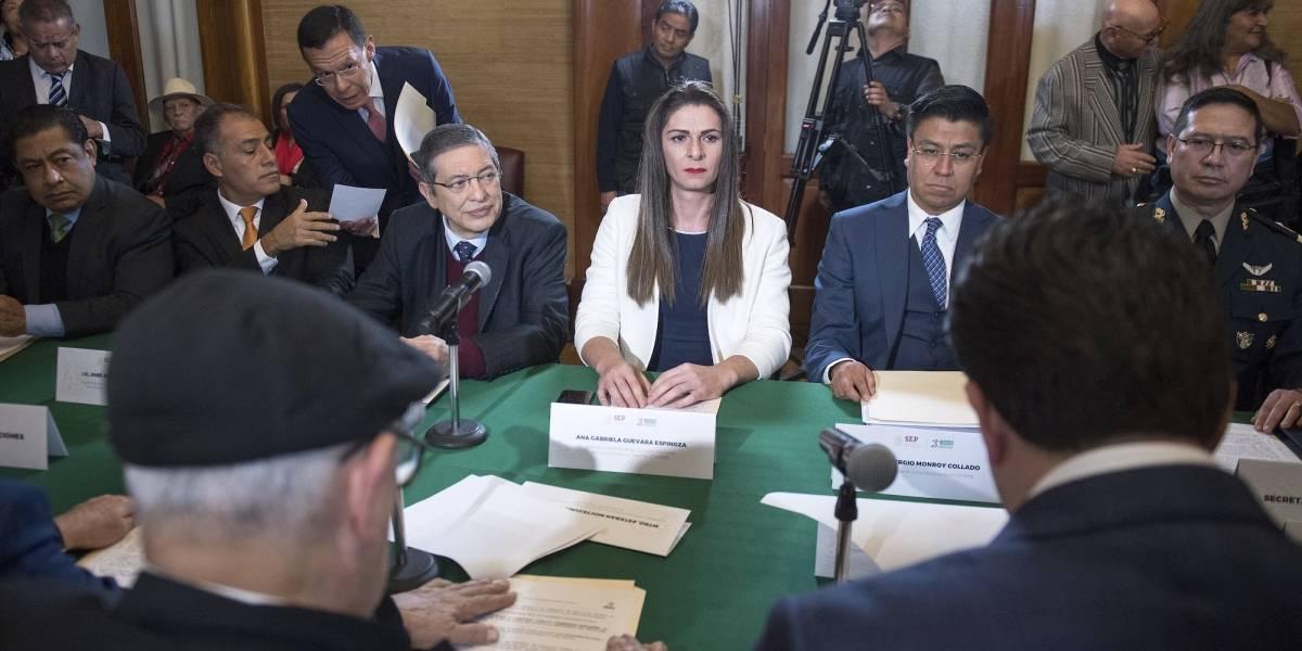 Ana Guevara explica por donde empezará gestión al frente de Conade