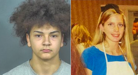Como ya no podía abortar, joven mató a su novia de 17 años