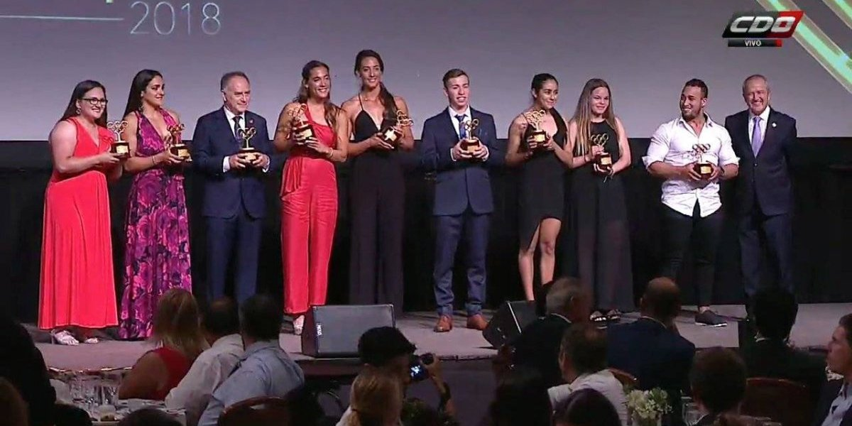 Trastienda de la Gala Olímpica 2018: la constelación de estrellas nacionales que iluminó una noche única
