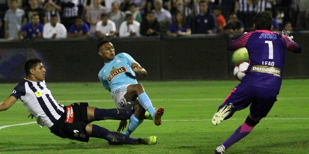 Sporting Cristal de Mario Salas quedó a un paso de coronarse campeón del Descentralizado tras golear a Alianza Lima