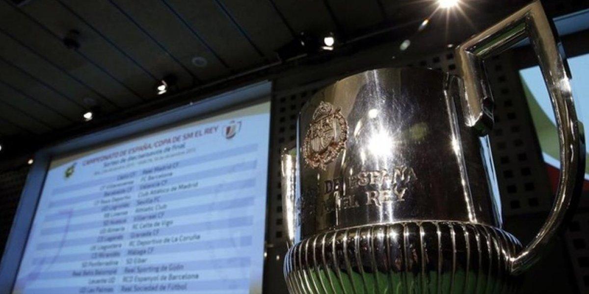 Levante-Barça y Real Madrid-Leganés, en octavos