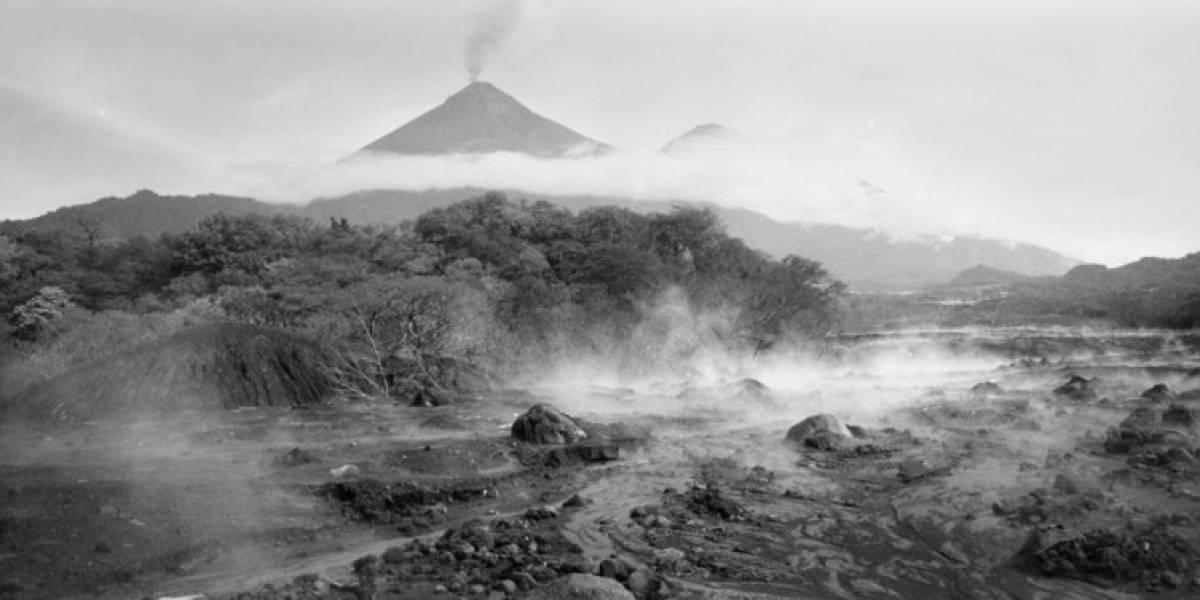 A seis meses de la erupción del volcán de Fuego, revelan imágenes captadas el día de la tragedia