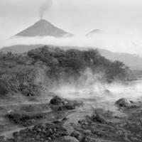 erupción del volcán de Fuego 3 de junio