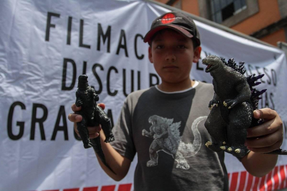 También grandes películas como Godzila se han grabado en la capital del país.