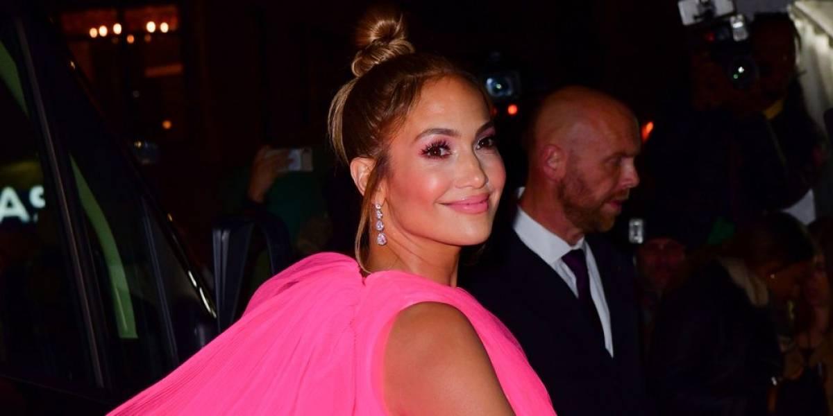 Jennifer López afirma que se identifica con su nuevo personaje en la película ' Second Act'