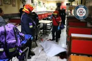 Al menos tres personas fallecidas por hechos violentos ocurridos este jueves