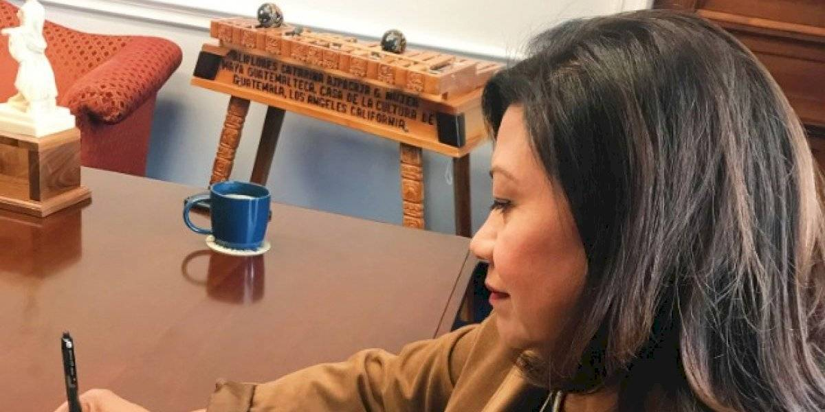 Congresista Torres cuestiona que Guatemala sea un país seguro para solicitantes de asilo