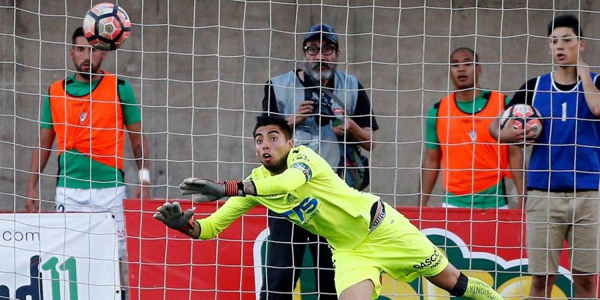 Gabriel Castellón dejó la suplencia de Wanderers y luchará por ser titular en Huachipato