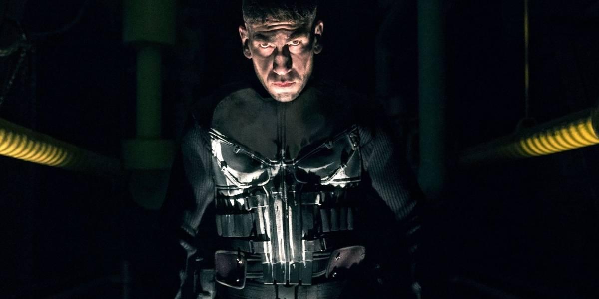 Netflix anuncia que la segunda temporada de The Punisher se estrenará en enero