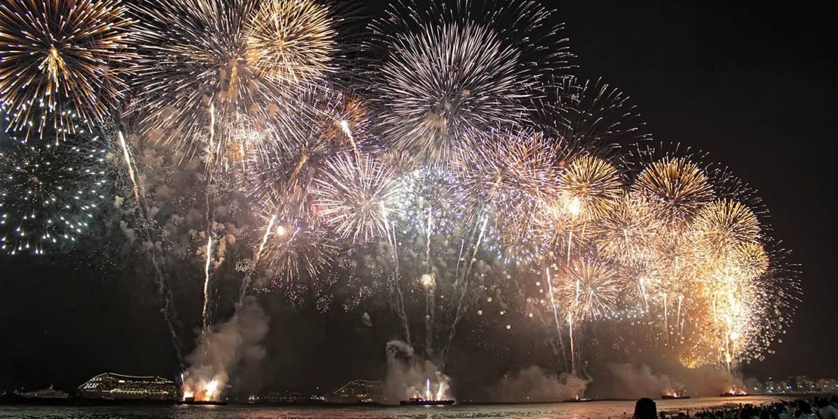 ¿Viajas en Año Nuevo? Los destinos internacionales donde los chilenos recibirán el 2019