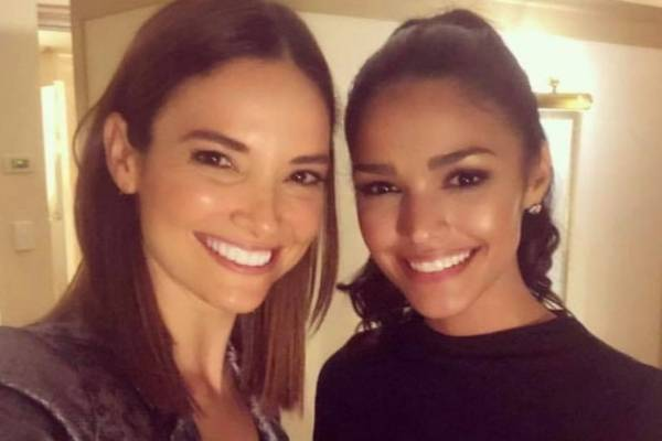Denise Quiñones y Kiara Liz Ortega