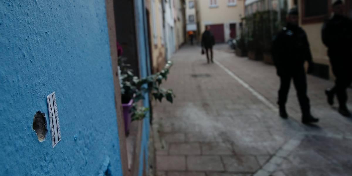 No hallan a sospechoso de masacre en mercado navideño en Francia