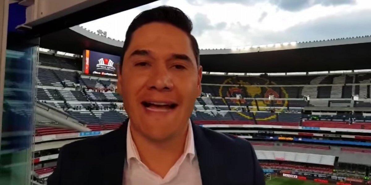 Moisés Muñoz se une al equipo de comentaristas de Televisa Deportes