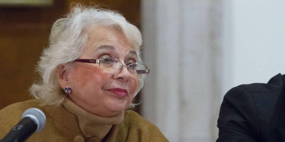 Palabras de Aguilar Morales fueron conciliadoras: Sánchez Cordero