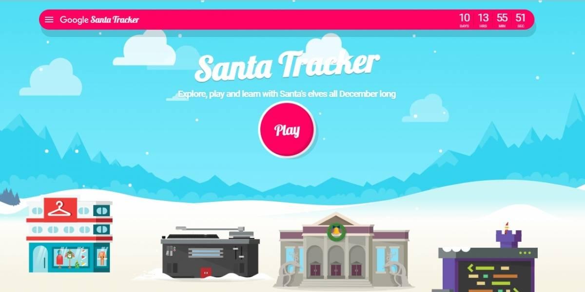 O truque simples do Google para que o navegador também entre no clima natalino